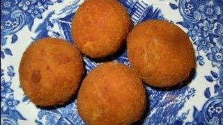 getlinkyoutube.com-Fried Bread Ball recipe (Episode 18) by ruptushDiner