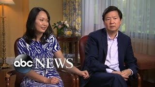 How Comedian Ken Jeong Helped His Wife Fight Breast Cancer