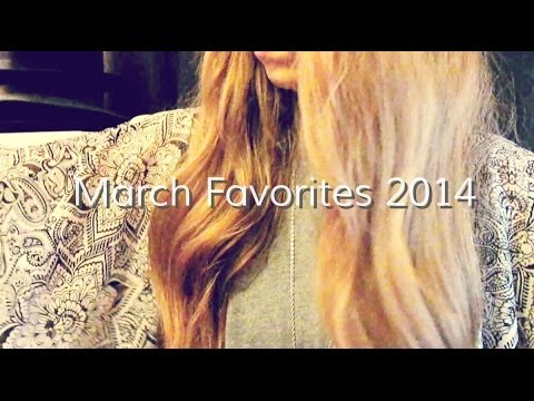 March Favorites 2014 | FreshExpectations