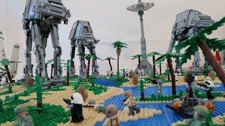 getlinkyoutube.com-We Met Lego Darth Vader At LEGOLAND Florida Star Wars Days 2016