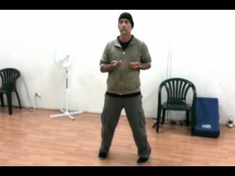 Chi Sau Club Wing Chun - Siu Nim Tao - Mark Spence