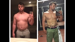 getlinkyoutube.com-40 Day Transformation | Just Getting Started | Save Rob Bailey