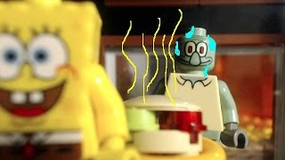 getlinkyoutube.com-lego spongebob just one bite