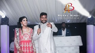getlinkyoutube.com-Best Wedding Reception Ever 2016 I Pratheesh & Theviya I Wrest Park, Bedfordshire