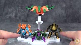 getlinkyoutube.com-Transformers Robot In Disguise 2016 Mini-Cons Wave 1