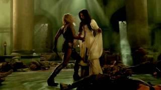 getlinkyoutube.com-Chinese Burn - Kahlan/Cara (Legend of the Seeker)