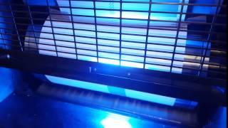 LED UV dryer test MAN Roland R201T0B 10000 sheet/hour part1