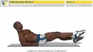getlinkyoutube.com-اقوى تمارين شد البطن و ظهور عضلات البطن