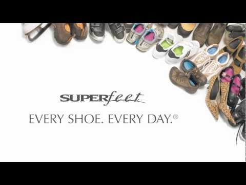 Superfeet Trim-To-Fit Insole Guide