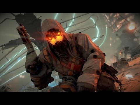 PS4 - Killzone Shadow Fall Trailer Gameplay