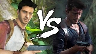 getlinkyoutube.com-Uncharted VS Uncharted 4