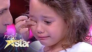 getlinkyoutube.com-Catrinel Voinea, emoționată până la lacrimi de tatăl ei