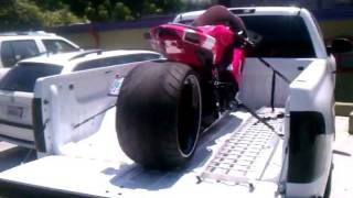 T-mobile Bike From The Commercial/ ZX10 with 360 kit