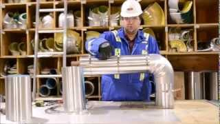 getlinkyoutube.com-Insulation and Cladding Pipe - Tutorial