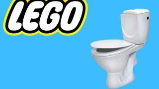 getlinkyoutube.com-How to build a lego Toilet
