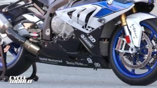 getlinkyoutube.com-BMW HP4 vs Ducati Panigale R at Laguna Seca