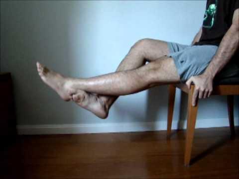 Ejercicios de rehabilitación para la rodilla. www.traumatologoencasa.com