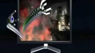 getlinkyoutube.com-Lunette 3D Nvidia 3DVision