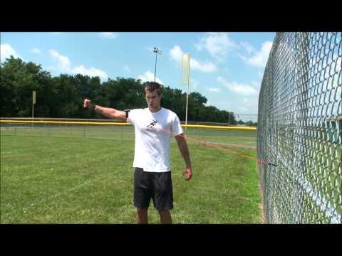 Shoulder Exercises for Baseball and Softball | Kinetic Bands |