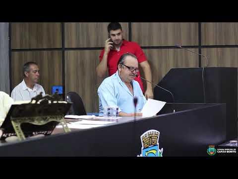 Sessão Ordinária do dia 9 de Outubro de 2017
