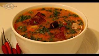 Ciorba de fasole cu ciolan - Adygio Kitchen