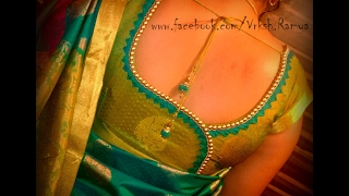 getlinkyoutube.com-Latest Saree Blouse designs for silk sarees