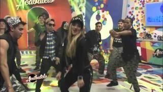 getlinkyoutube.com-La única que sabe bailar