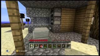 getlinkyoutube.com-ماين كرافت على الاكس بوكس: Minecraft xbox 360 3marKiller الحلقه الاولى