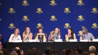 getlinkyoutube.com-Lost Girl Panel (Saturday) - Dragon Con 2015