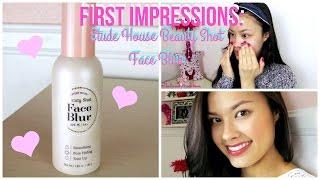 getlinkyoutube.com-First Impressions ♥ Etude House Beauty Shot Face Blur Makeup Primer Review o뛰드하우스 페이스 블러 리뷰