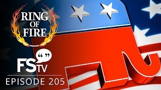getlinkyoutube.com-Ring of Fire On Free Speech TV   Episode 205 - A Dying Party