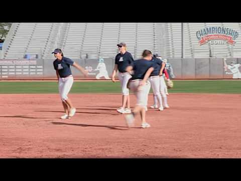 All Access Softball Practice with Mike Candrea - Clip 4