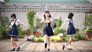 getlinkyoutube.com-【やこまなぺんた】 Melody Line 踊ってみた 【ダメぽ】