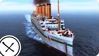 getlinkyoutube.com-The Sinking of the Britannic