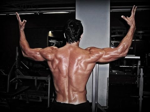 V-Shape Back Workout