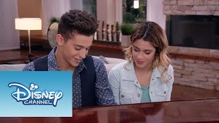 """Violetta: Momento Musical: Federico y Violetta cantan """"Nel Mio Mondo"""""""