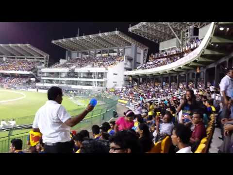 Fully Crowded R.Premadasa Stadium