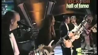 getlinkyoutube.com-Eagles   Hotel California Live at 1998 Hall of Fame Induction 360p