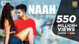 Naah -  Harrdy Sandhu Feat. Nora Fatehi | Jaani | B Praak |Official Music Video-Latest Hit Song 2017