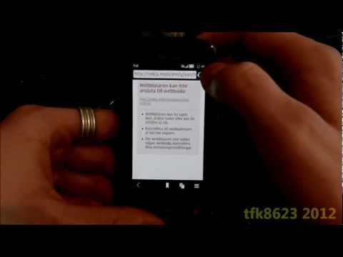 Symbian Belle First Start Up To Nokia C6-01 ( 720p ) HD