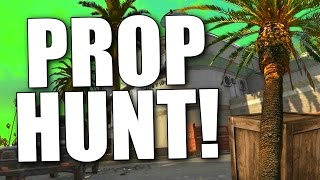 PROP HUNT COMING TO MW REMASTERED!