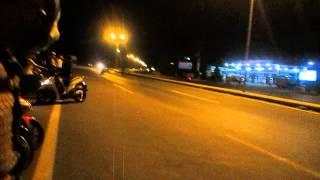 Yaz và Ex Drag 400m đêm 1/5/2014 rạng sáng 2/5/2014