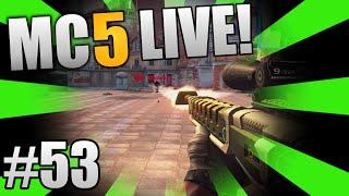 "getlinkyoutube.com-Modern Combat 5: Blackout - LIVE! #53 | ""BSW 77!"" (Tier 7 Sniper!)"