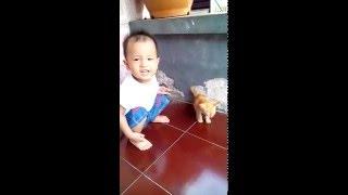 Unyil Kucing Lucu
