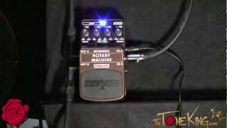 getlinkyoutube.com-IN STEREO : Rotary Machine by Behringer : 30 Pedals in 30 Days 2012 : DAY 29