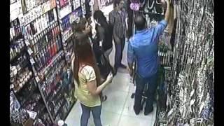 بنات يسرقن محل في جاليرا مول عمان جبل الحسين
