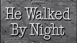 getlinkyoutube.com-He Walked by Night (1948) [Film Noir] [Thriller]