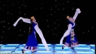 getlinkyoutube.com-歌伴舞-- 藏族《青藏高原》2/2