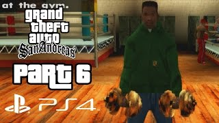 getlinkyoutube.com-Grand Theft Auto San Andreas PS4 Gameplay Walkthrough Part 6 - WORKING OUT (GTA San Andreas PS4)