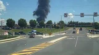 Hecktown Engine 5311 Responding with Fire 27  7 15 2011.wmv